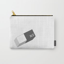 Funny Command Z Undo Eraser Carry-All Pouch