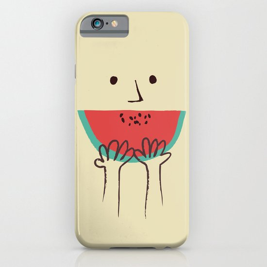 Summer smile iPhone & iPod Case