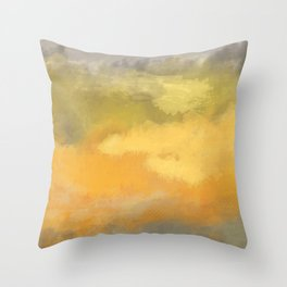 Abur Throw Pillow