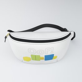Roblox Oof - Gaming Noob Fanny Pack