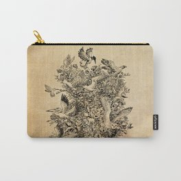 Blooming Flight Carry-All Pouch