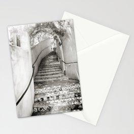 Ceramic Stairway Stationery Cards