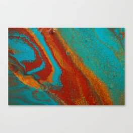 Blue2 Canvas Print