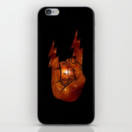 Space Rocks iPhone Skin