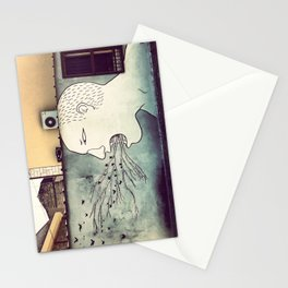Screaming Trees Stationery Cards