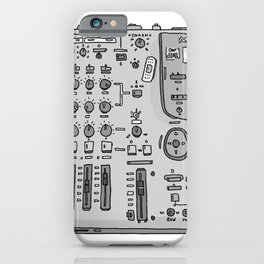 Jx3 Music Series - SIX iPhone Case