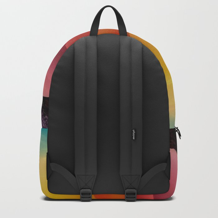Rainbow Nature Backpack