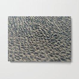 Sand Metal Print