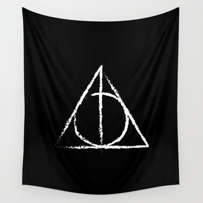 Master of Death II Wall Tapestry