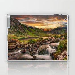 Tryfan and Llyn Ogwen Snowdonia Laptop & iPad Skin