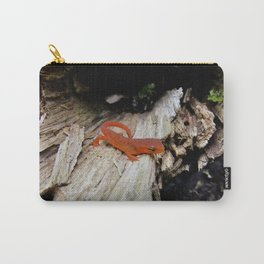 Red Newt Carry-All Pouch