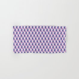 Unicorn Honeycomb Hand & Bath Towel