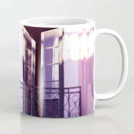 French Quarter Color, No. 4 Coffee Mug
