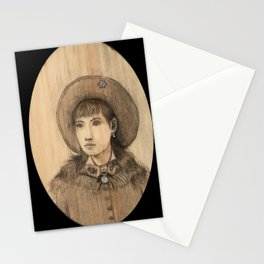 Annie Oakley Stationery Cards