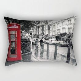 Portobello Road London Rectangular Pillow