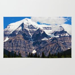 Mt. Robson Awakens Rug