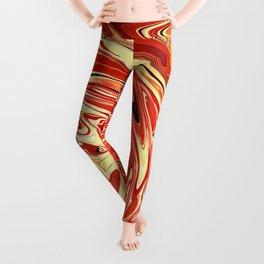 Sun Swirl Leggings