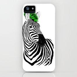 Zeb Punk iPhone Case