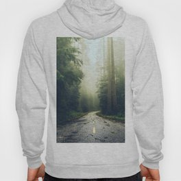 Redwood Forest Adventure - Nature Photography Hoody