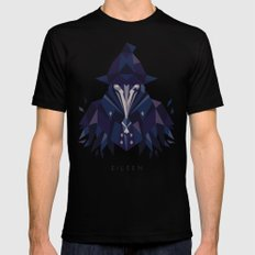 Eileen the crow - Bloodborne Mens Fitted Tee SMALL Black