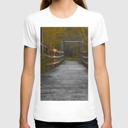 Autumn Bridge T-shirt