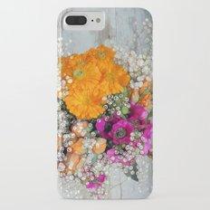 Funky Floral iPhone 7 Plus Slim Case