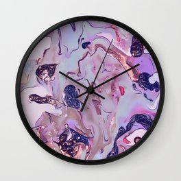 Vast Nothingness Wall Clock