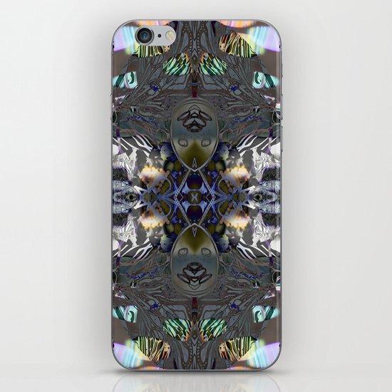 Mandala series #14 iPhone Skin