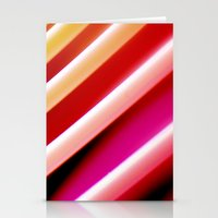 bands Stationery Cards featuring Bands by Tom Sebert