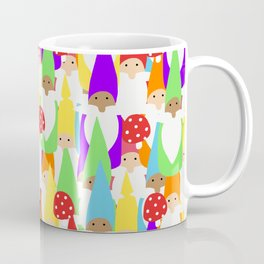 Rainbow Gnome Pals Coffee Mug