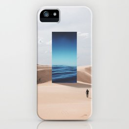 It's All Mirage iPhone Case