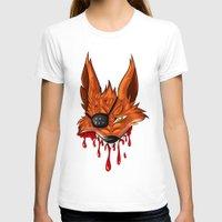 fnaf T-shirts featuring FNAF: Foxy the Pirate by Hide-N-Seek