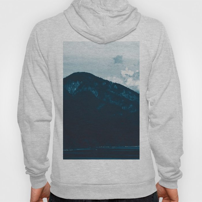 Mountain View by the Lake #1 #art #society6 Hoody