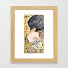 Loom Framed Art Print