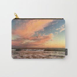 Cotton Candy Sunset Carry-All Pouch