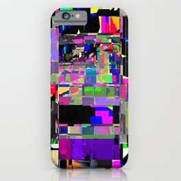 City Vibe iPhone Case