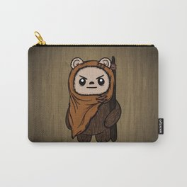 Cartoon Ewok Carry-All Pouch