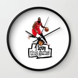 Harden Wall Clock