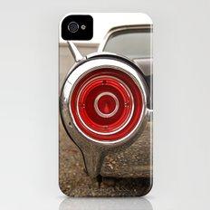 Nostalgic taillight iPhone (4, 4s) Slim Case