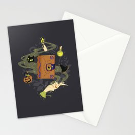 Booooook! (It's Just a Bunch of Hocus Pocus) Stationery Cards