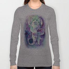 Goddess of Capricorn - An Earth Element Long Sleeve T-shirt