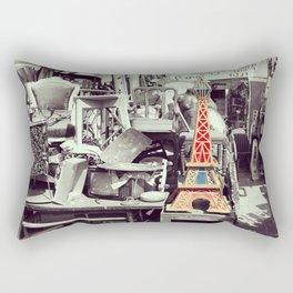 We'll Always Have Paris Rectangular Pillow