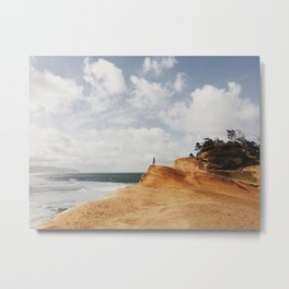 Look to the West Metal Print