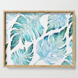 love tropical Serving Tray