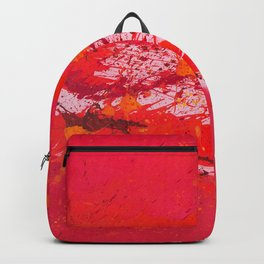 Absolute Red Backpack