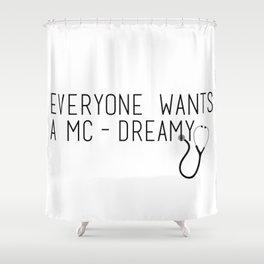 MC-Dreamy Shower Curtain