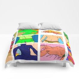 Pop Men VI Comforters