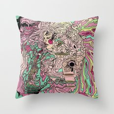 T W I N S Throw Pillow