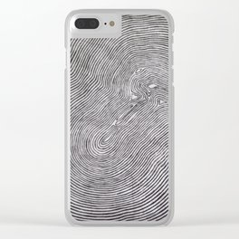 Olympia Clear iPhone Case