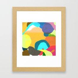 Octvember Framed Art Print
